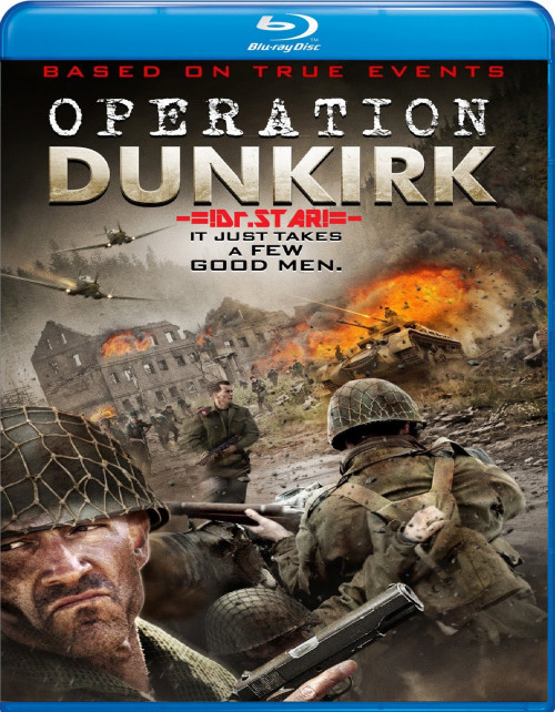 Cover Operation Dunkirk (2017)