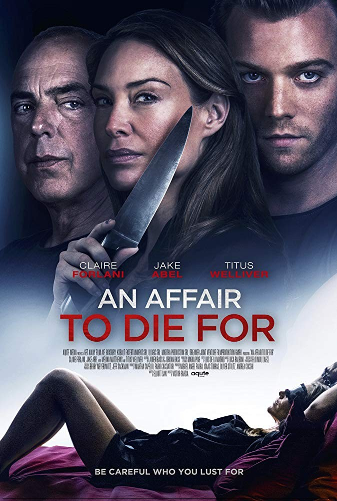 18+ An Affair to Die For (2019) English 268MB HDRip Download