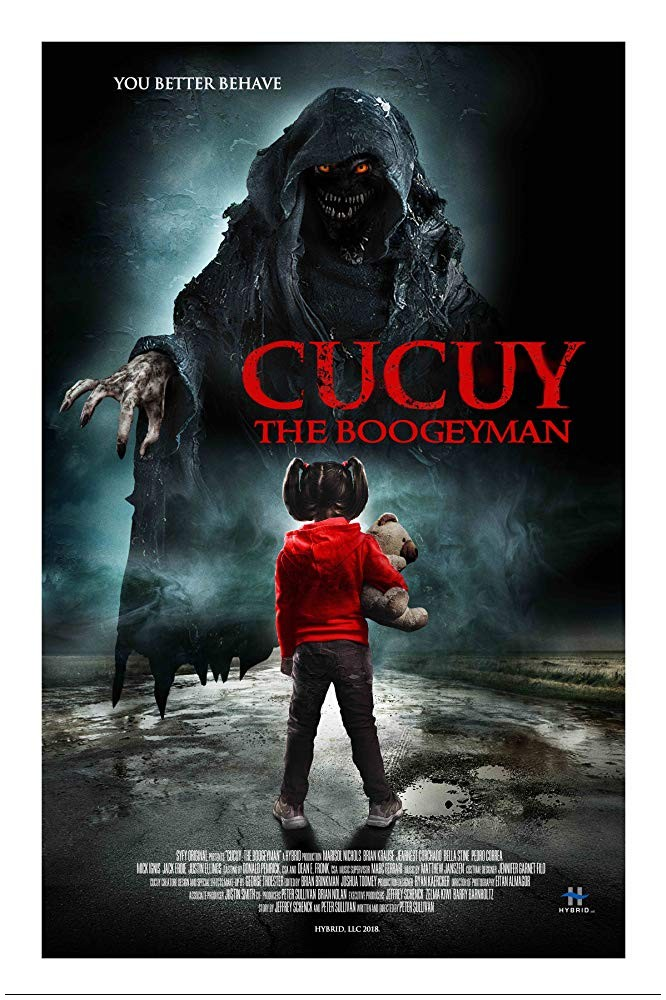 Cucuy The Boogeyman (2018) English HDRip 1.4GB Download