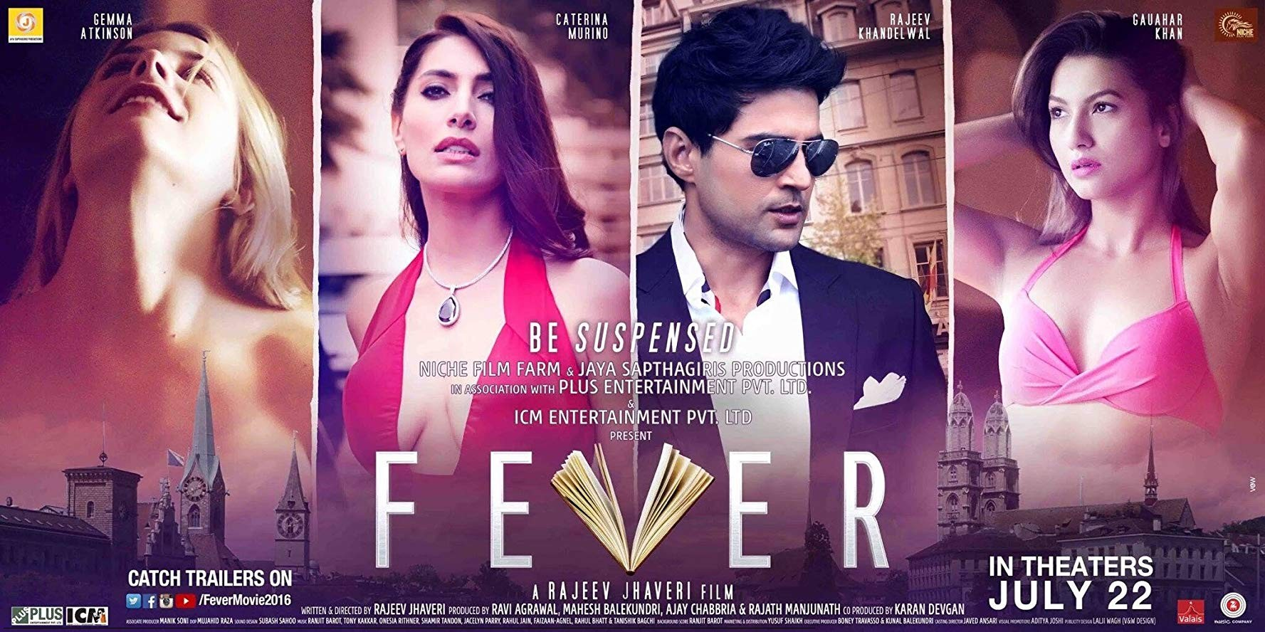 18+ Fever 2019 Hindi Full Hot Movie 720p HDRip 1GB x264 MKV