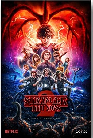 Stranger Things Season 2 Hindi Dubbed 1.5GB NF WEB-DL Download
