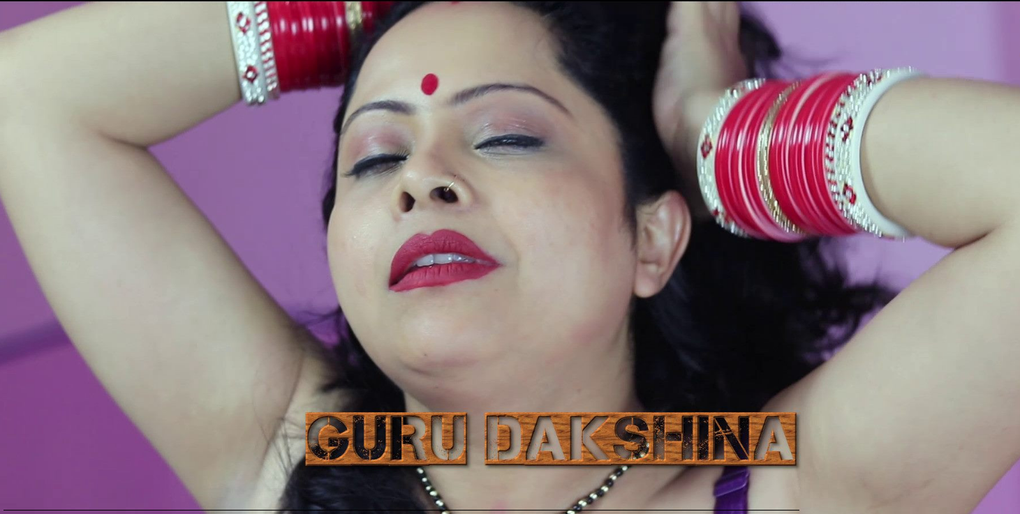 18+ Guru Dakshina (2019) Hindi S01E02 Hot Web Series 720p HDRip 250MB Free Download