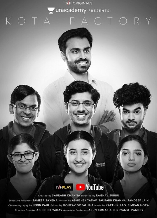 Kota Factory 2019 S01 Hindi Complete TVFplay Originals 625MB WEB-DL Download