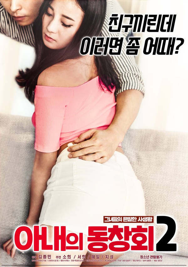 18+ Wife's Homecoming 2 2019 Korean Movie 720p HDRip 700MB