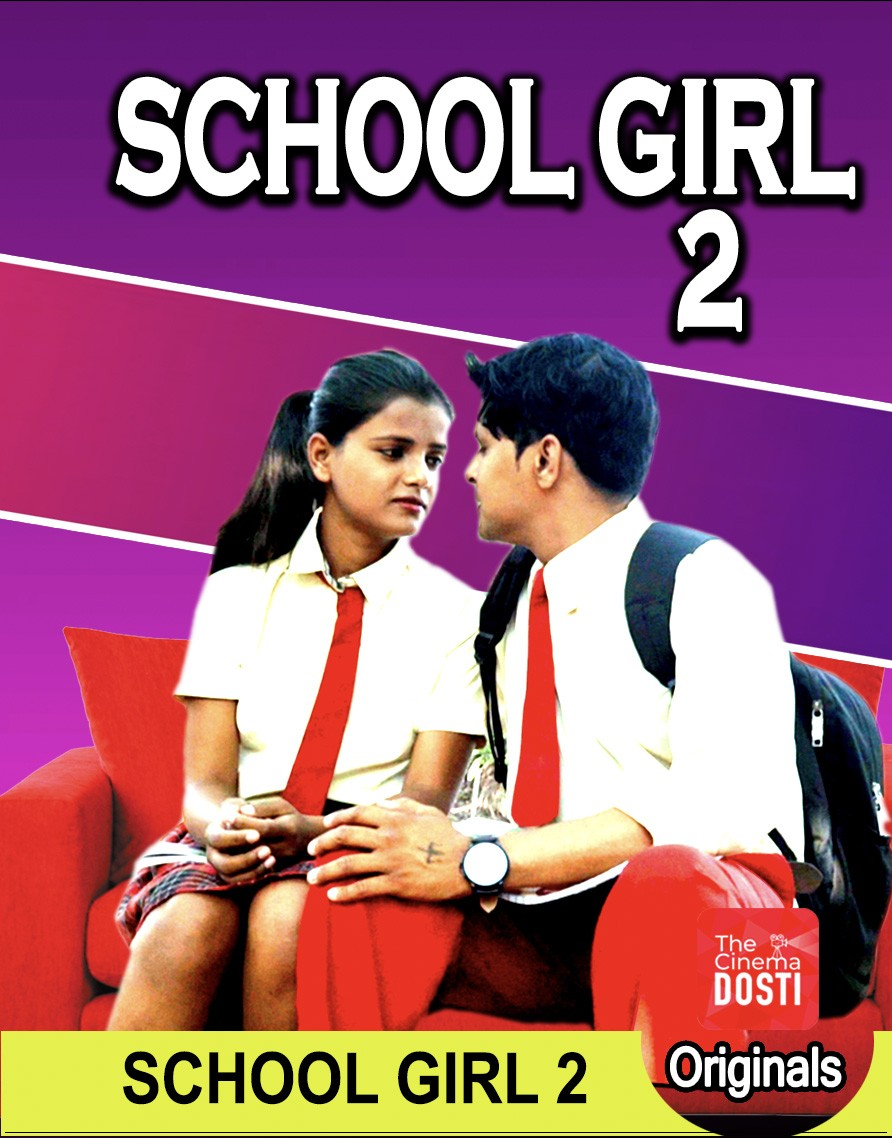 18+ School Girl 2 2019 CinemaDosti Originals Hindi Short Film 720p WEBRip 190MB