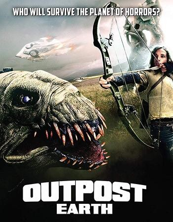 Outpost Earth 2019 Full Movie English 720p HDRip Download