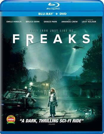 Freaks 2018 Full Movie 480p BRRip x264 300MB ESubs