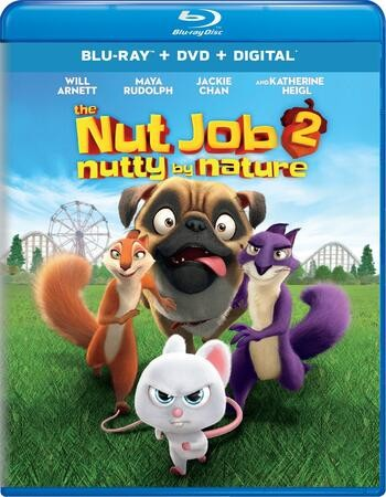 The Nut Job 2 2017 Dual Hindi Audio 480p BRRip x264 300MB ESubs