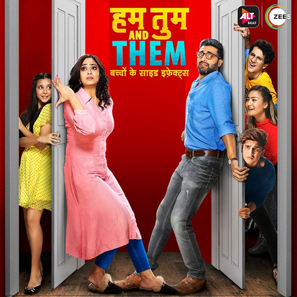 18+ Hum Tum and Them S01 2019 Hindi Complete Hot Web Series 480p HDRip 500MB MKV