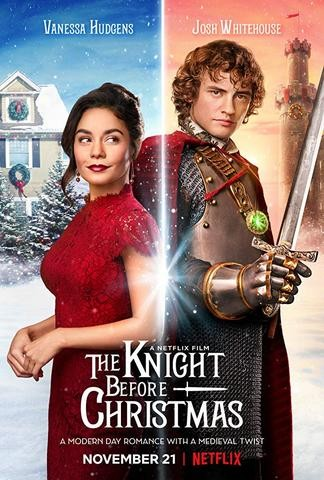 Knight Before Christmas 2019 Dual Hindi NF 480p BRRip 300MB ESubs