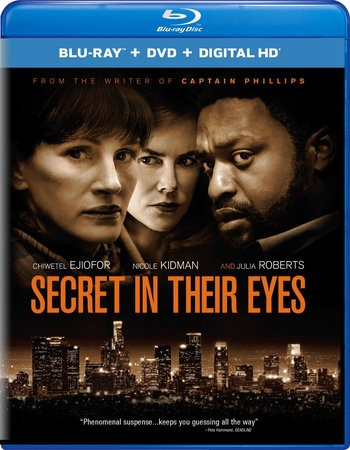Secret In Their Eyes 2015 Dual Hindi Audio 480p BRRip 350MB ESubs