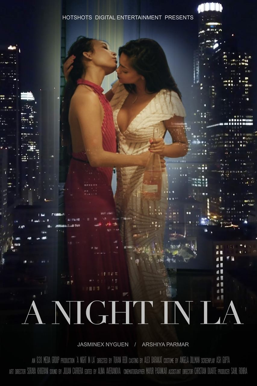 [18+] A Night in LA (2019) HotShots Originals Hindi Short Film | 1080p – 720p – 480p HDRip x264 Download