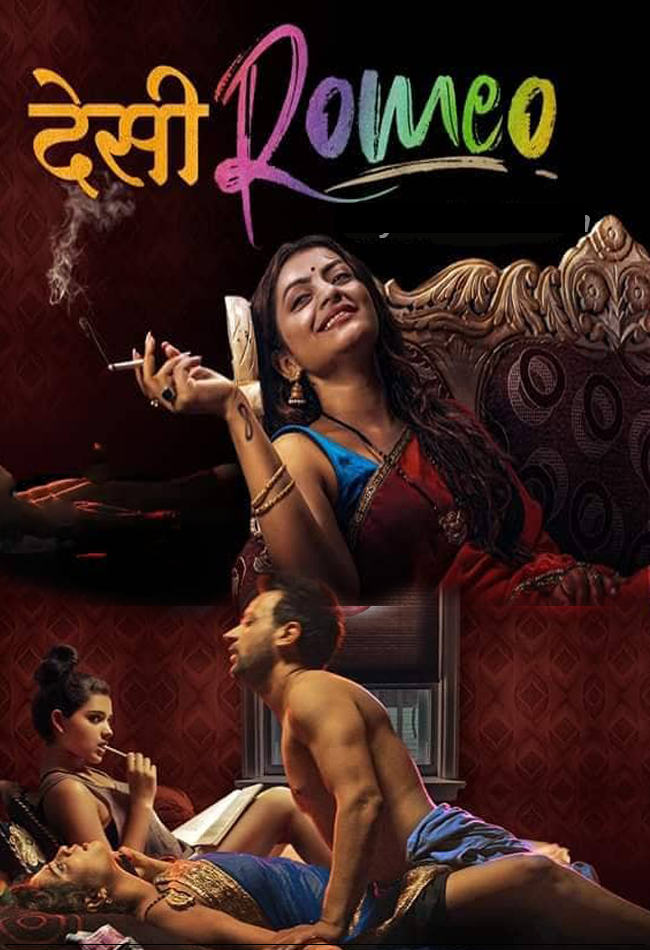 18+ Desi Romeo 2019 Hindi Full Movie 720p HDRip 1.2GB & 300MB MKV Download