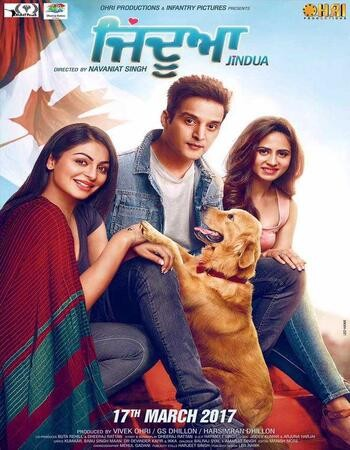 Jindua 2017 Full Punjabi Movie 480p WEB-DL 400MB ESubs