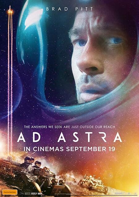 Ad Astra 2019 Full Movie 350MB WEB-DL x264 ESubs