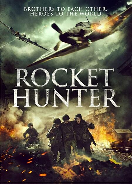 Rocket Hunter 2020 English 480p WEB-DL x264 300MB