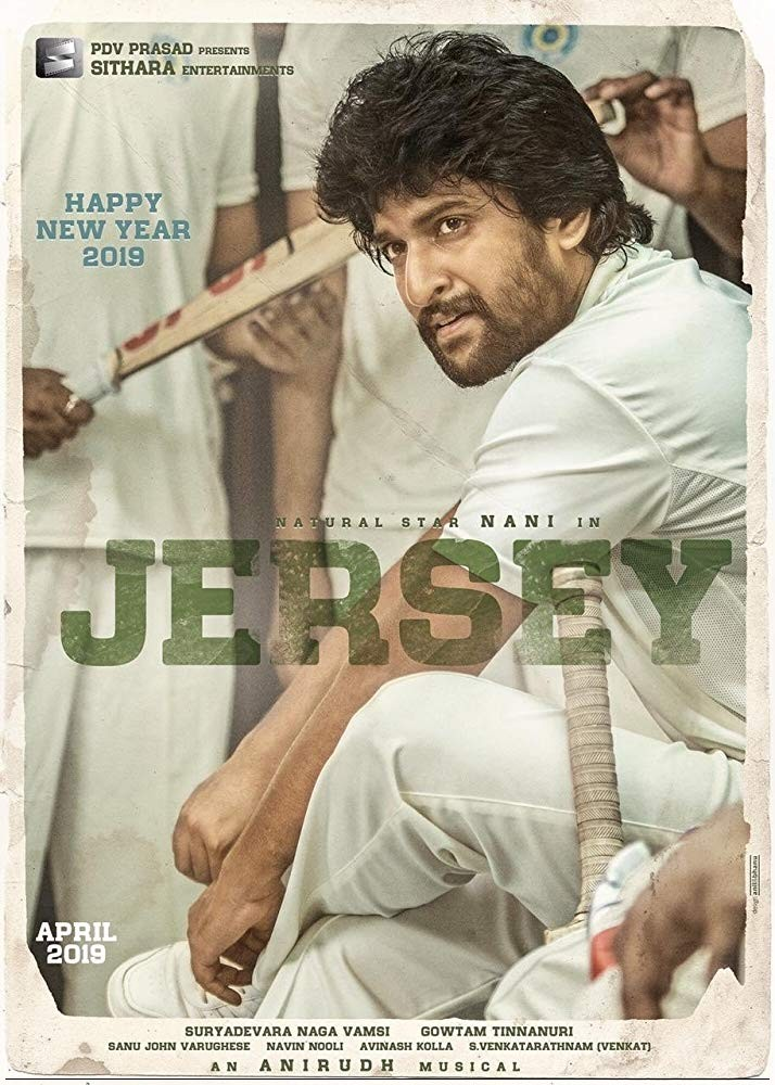 Jersey 2019 Hindi Dubbed 450MB HDRip 480p Free Download