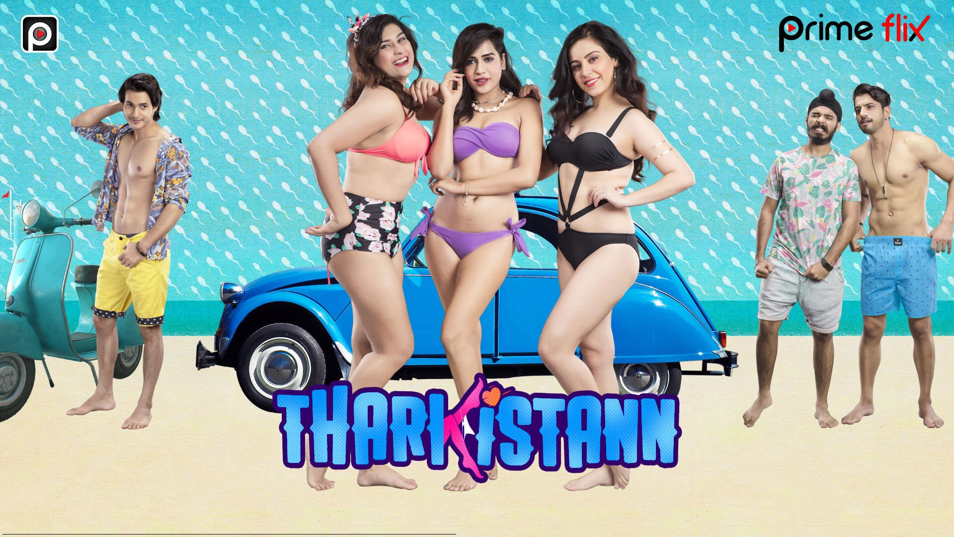 18+ Tharkistann 2019 S01 Hindi Complete Hot Web Series 689MB HDRip Download