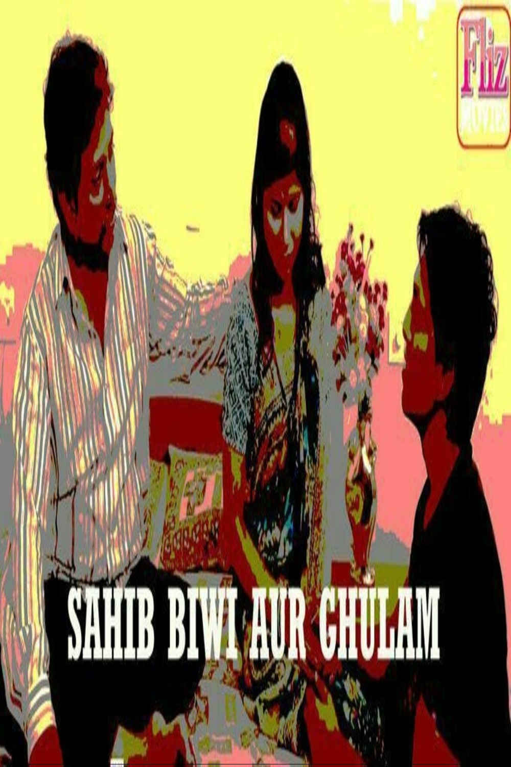 18+ Sahib Biwi Aur Ghulam (2019) Hindi Hot Full Short Film 720p HDRip 250MB MKV