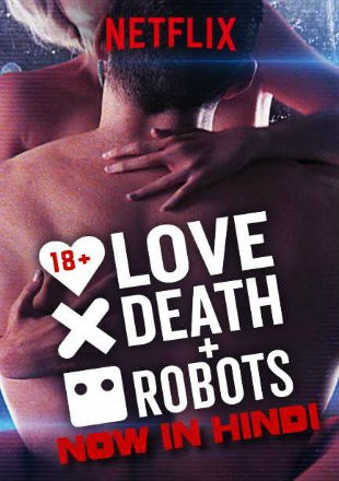 18+ Love, Death & Robots S01 2019 Hindi Dubbed Compete Series 750MB WEB-DL Download
