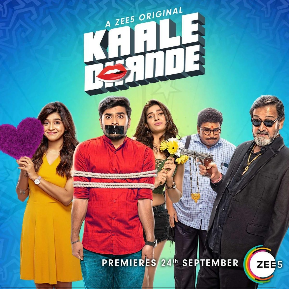 18+ Kaale Dhande S01 2019 ZEE5 Original Web Series Trailer 720p WEB-DL 14MB Download