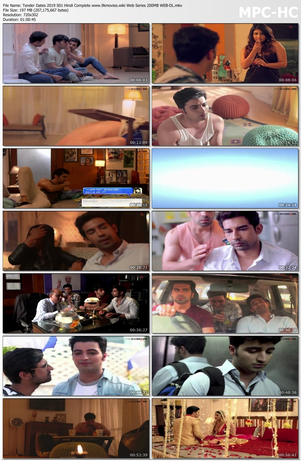 18+ Tender Dates 2019 S01 Hindi Full Complete Web Series 200MB WEB-DL Download