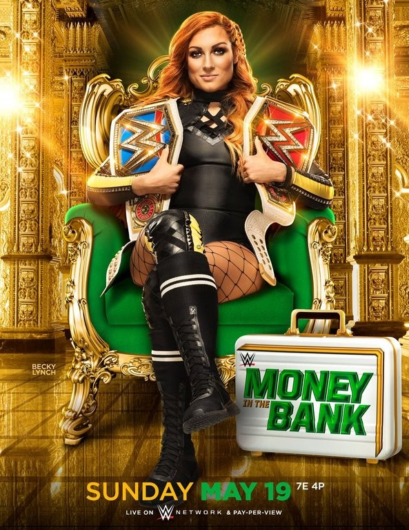 WWE Money In The Bank 2019 Kickoff 250MB WEB HDRip Download