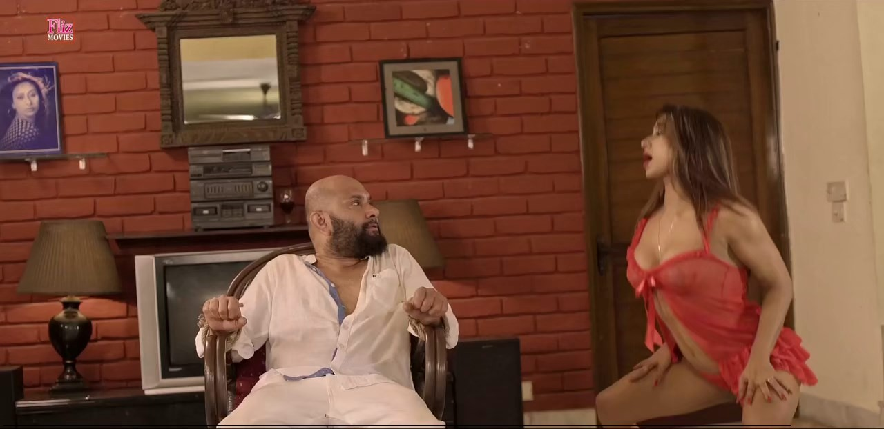 Screenshots Of Hindi Show Red Panty Season 01 2019 Complete - All Episodes 300MB 720P HD