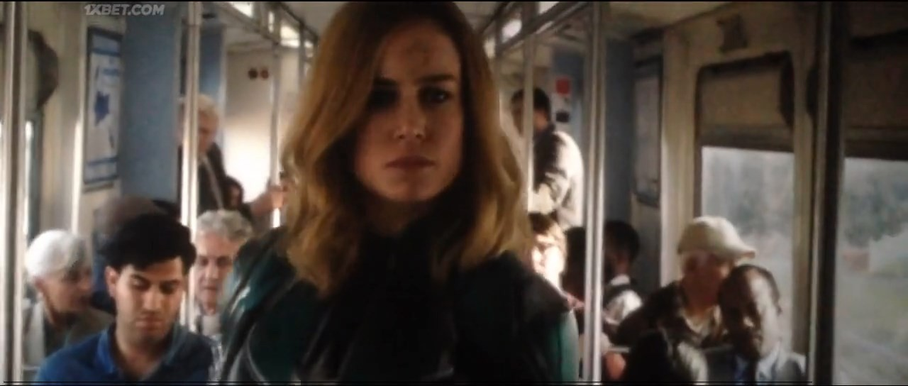Captain Marvel (2019) Full English Movie  P-DVDRip 720p Download | 2.4GB | 1.4GB | Download | Watch Online | GDrive