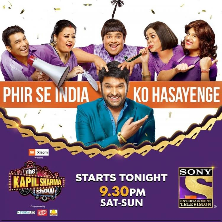 The Kapil Sharma Show 2019 S02 9th November EP 89 720p WEB-DL 300MB Download