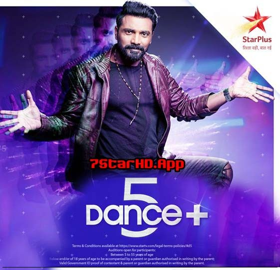 Dance Plus (2019) Season 5 Episode 01 Hindi 720p HDRip x264 Download