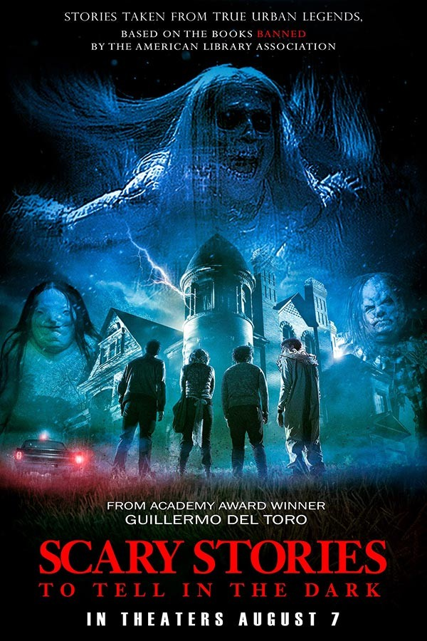 Scary Stories to Tell in the Dark 2020 Bangla Dubbed ORG Movie 720p BluRay 900MB MKV