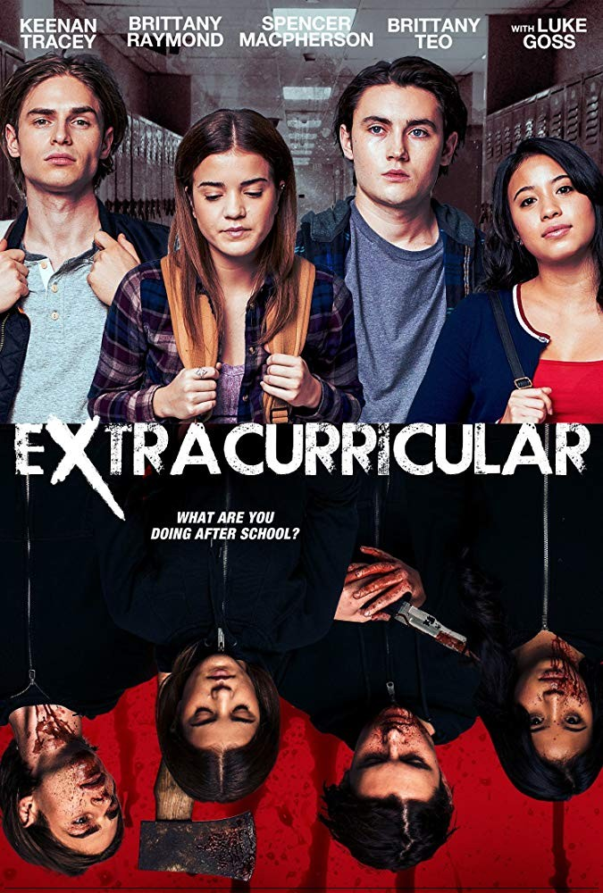 Extracurricular 2020 English 300MB HDRip Download