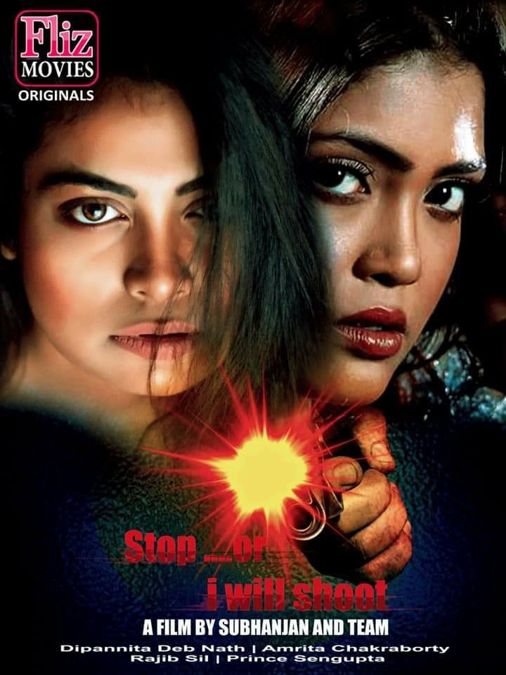[18+] Stop Or I Will Shot (2019) Hindi 720p WEB-HDRip x265 AAC 450MB