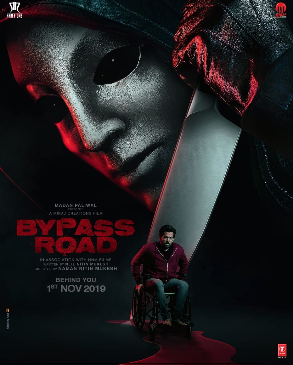 Bypass Road (2019) Hindi 480p PreDVDRip x264 AAC 400MB Download & Watch Online