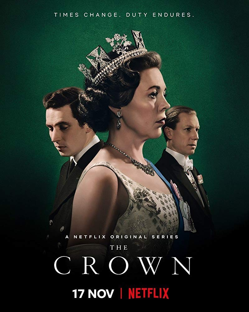 18+ The Crown S03 (2019) Hindi Dual Audio 720p HDRip Download 1.8GB (Ep 1-10 Added)