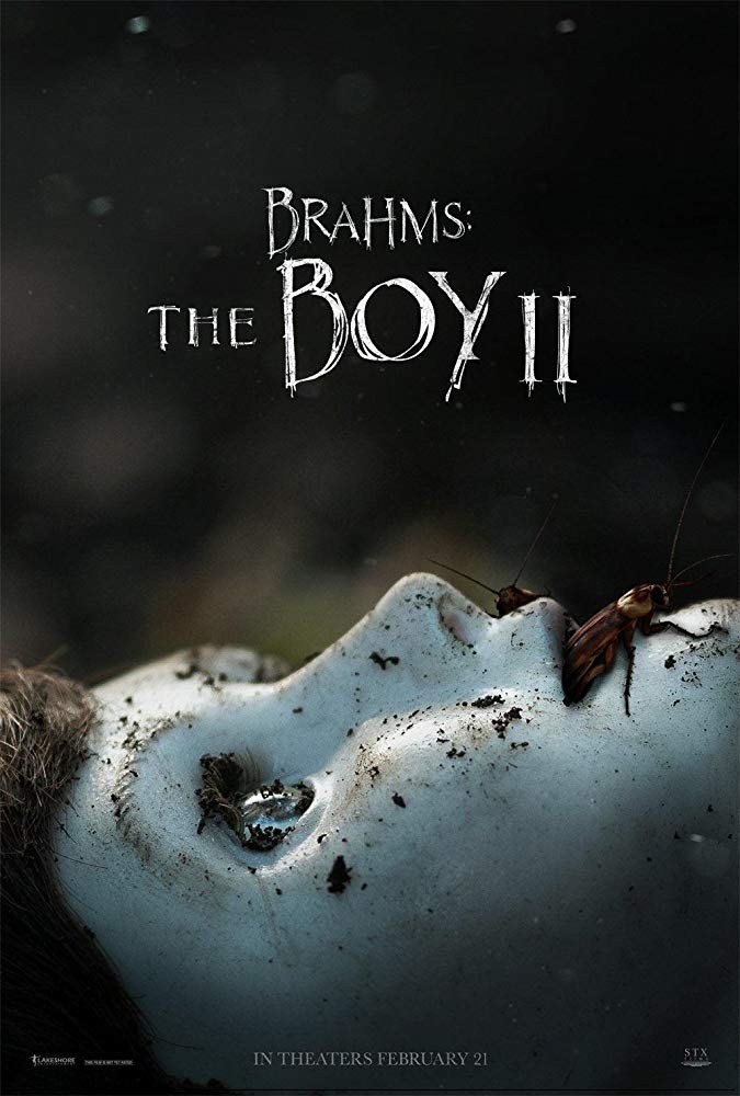 Brahms: The Boy II (2020) English 720p HDRip 796MB ESub Download