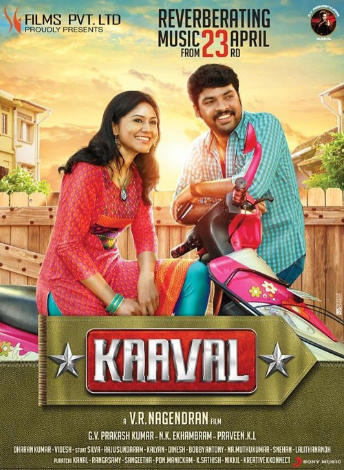 Once Upon Time In Chennai (Kaaval) 2020 Hindi Dubbed 480p HDRip 400MB x264 AAC