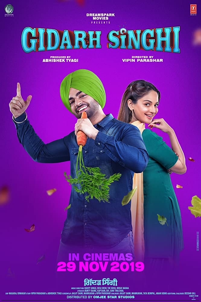 Gidarh Singhi 2019 Punjabi Movie 480p HDRip 400MB x264 AAC