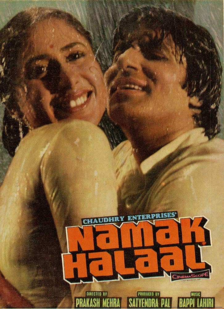 Namak Halaal (1982) Hindi Movie 500MB HDRip Download