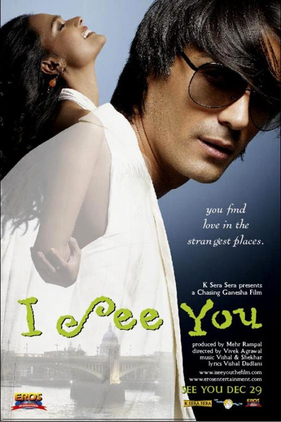 I See You (2006) Hindi Movie 720p HDRip 800MB Download